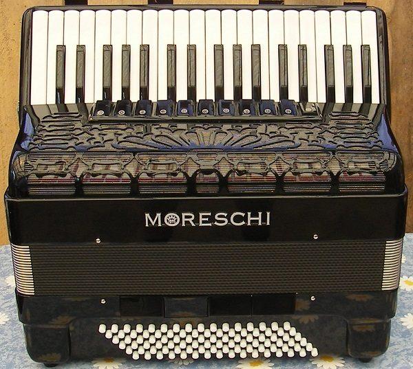 Moreschi Pianoharmonika